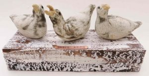 ceramic seagulls, seagull, jane adams ceramics