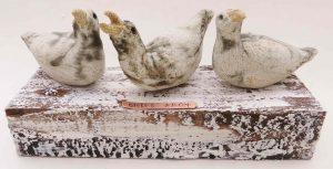 ceramic seagulls, seagull, jane adams ceramics